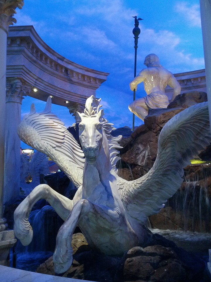 Bellagio Las Vegas Statue