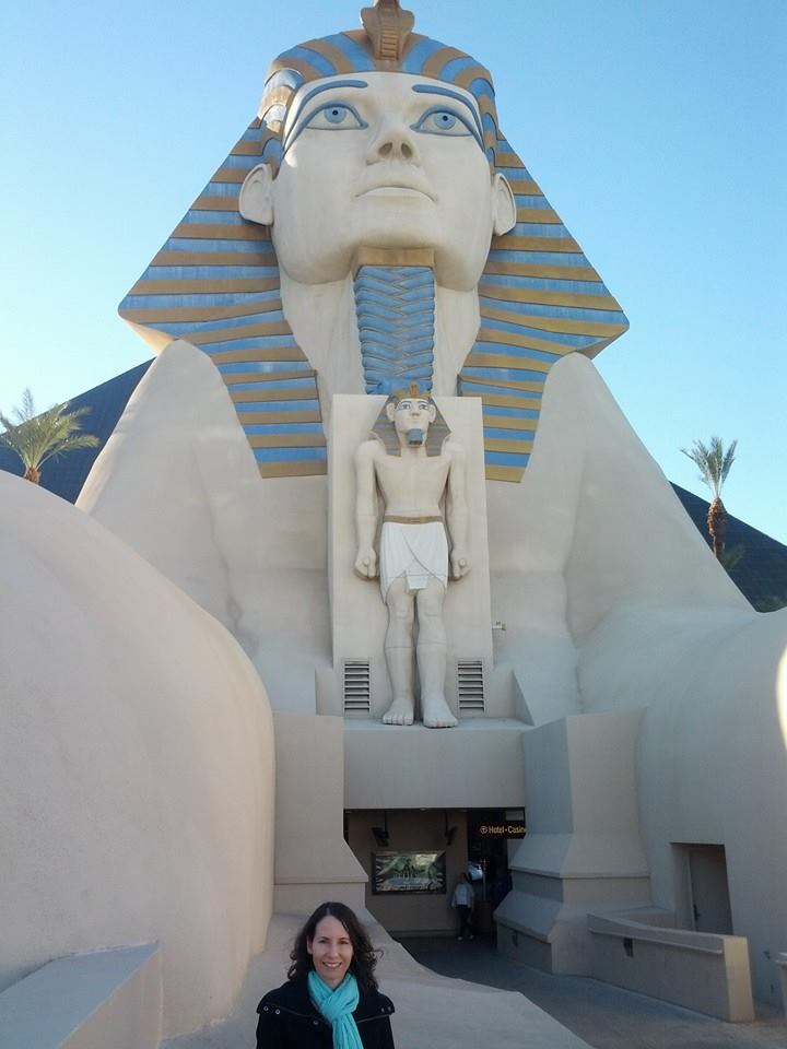 Luxor at Las Vegas