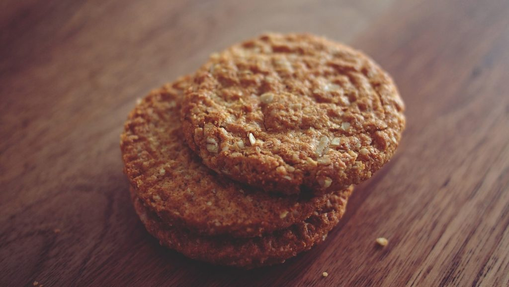 cookies or biscuits as Australians call them