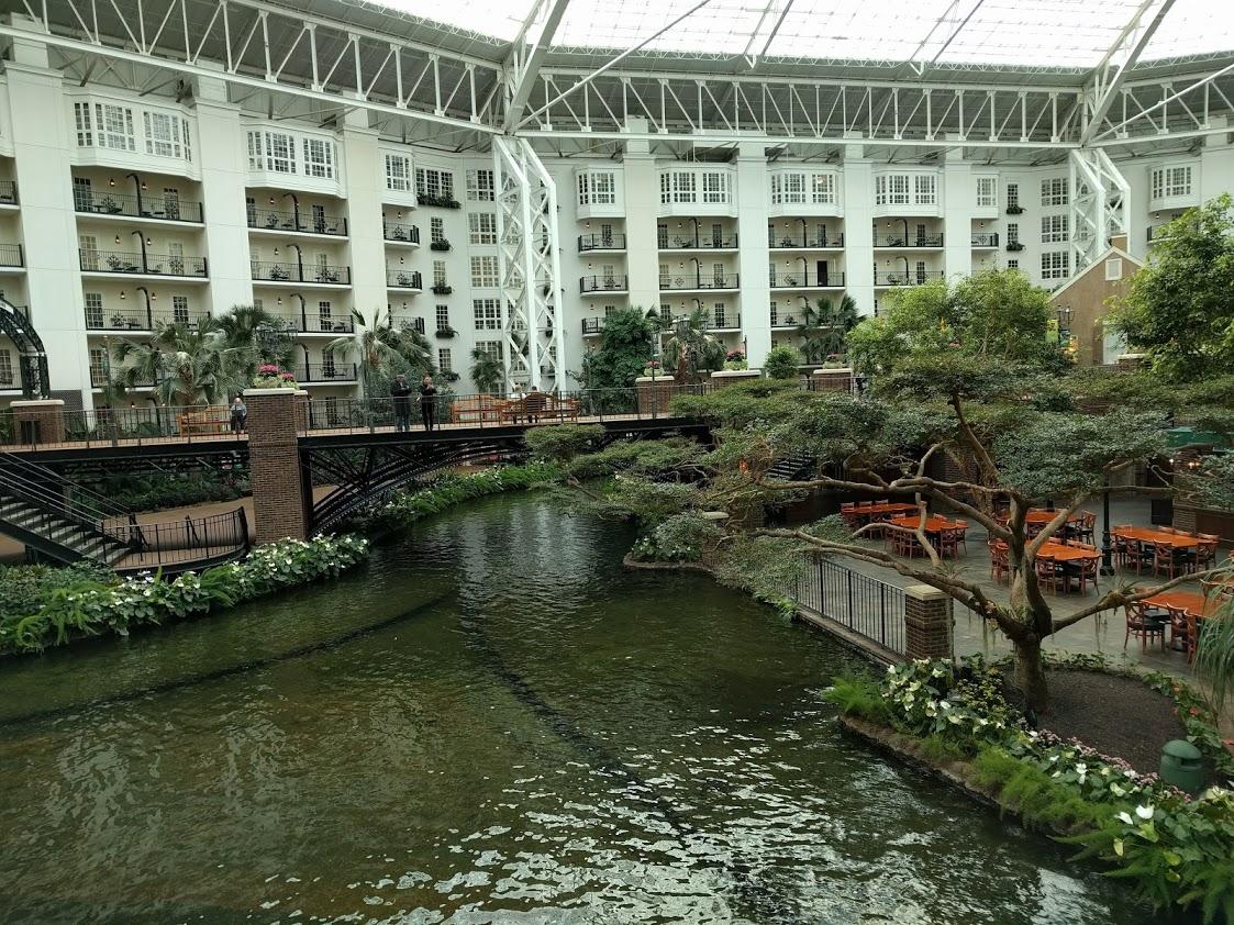 Visit Gaylord Opryland Hotel, Nashville