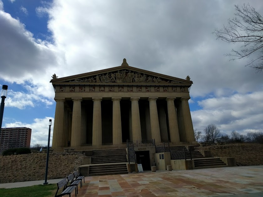 The Nashville Parthenon